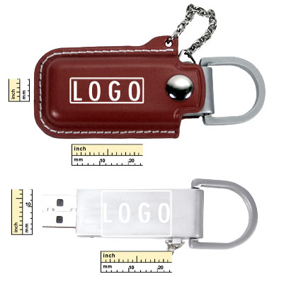 the logo size Western USB Flash Drive