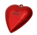 Picture of Heart Shape USB Flash Drive