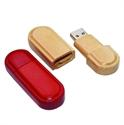 Picture of Wooden USB Drive - retangle