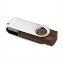 Picture of Twister Wooden USB Drive