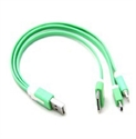 Picture of 3 in 1 USB data cable