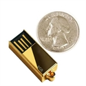 Picture of Pico Gold USB Flash Drive