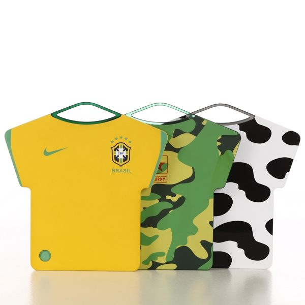 Picture of Custom Shaped Power Bank - Style Soccer Jersey